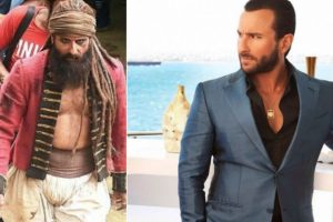 Saif Ali Khan's Naga sadhu avatar from Hunter leaked