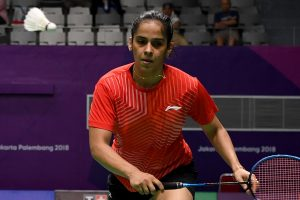 Asiad 2018: Sachin Tendulkar, Amit Shah congratulate Saina Nehwal for badminton bronze