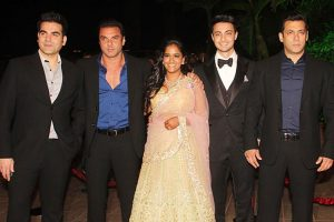 Find out what happened when Arpita Khan told brother Salman Khan about Aayush Sharma