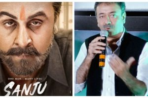 Rajkumar Hirani questions critics' allegation of whitewashing Sanju