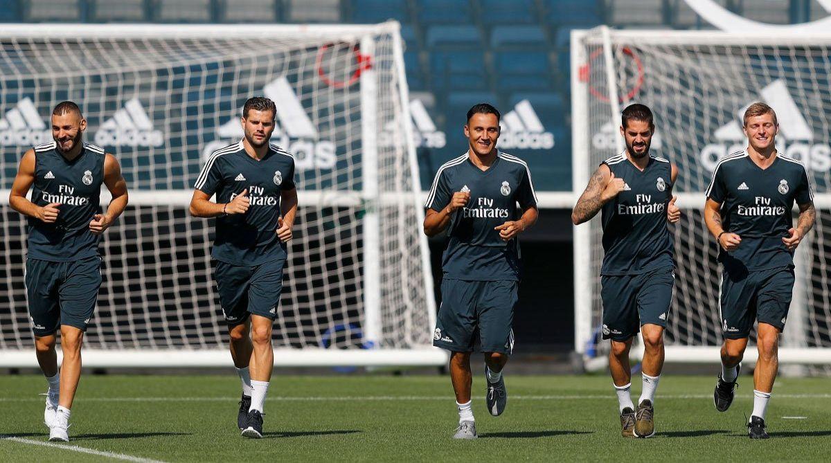 Real Madrid's squad, La Liga, Julen Lopetegui, Spanish defender Jesus Vallejo
