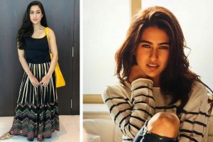 Sarah Ali Khan shines on Instagram