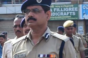 Satyajit Mohanty takes charge as Police Commissioner in Odisha