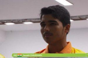 Chaudhary bosses his way to shooting gold at Youth Olympics