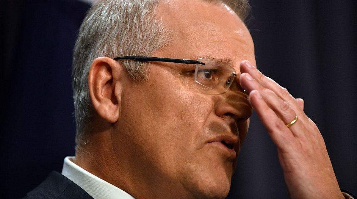 Australia-politics, Scott Morrison