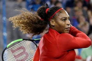Serena Williams had slain sister on her mind before lopsided loss