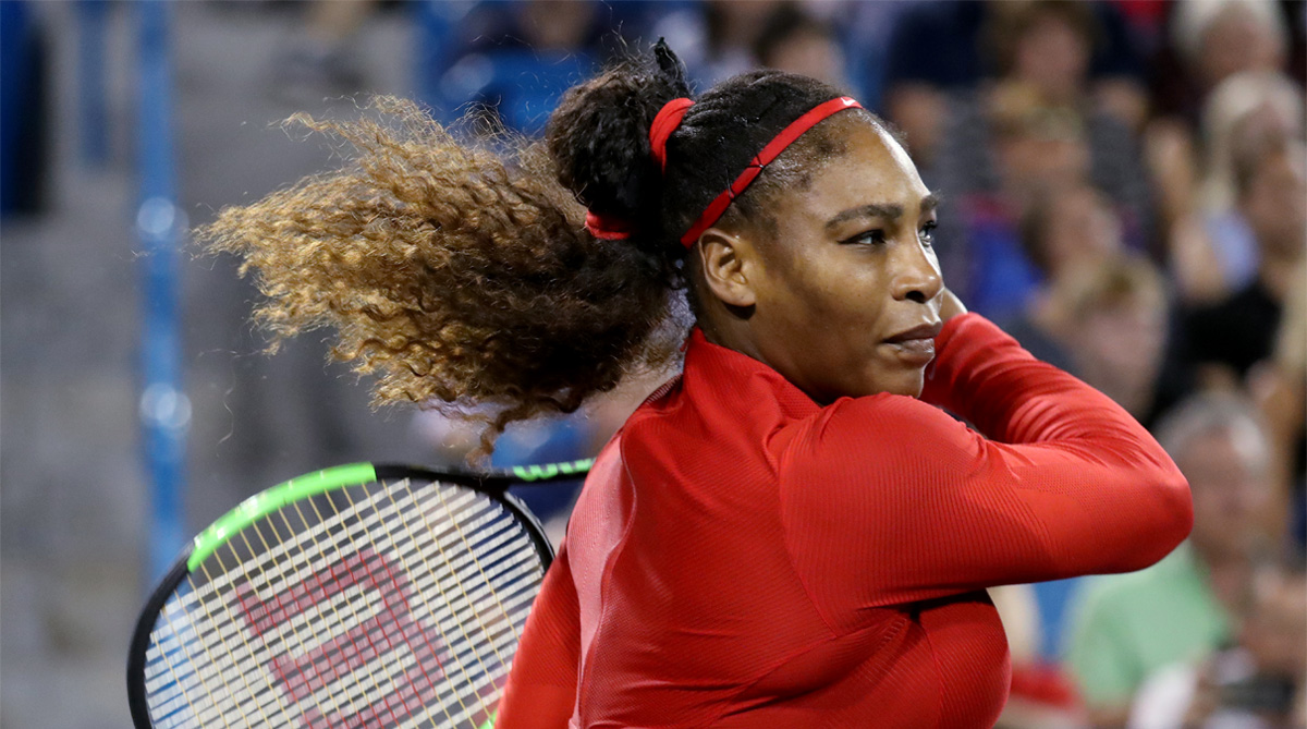 Serena Wiliams, WTA Tour, Time Magazine, Serena Williams Interview, Yetunde Price, Serena Williams Sister,