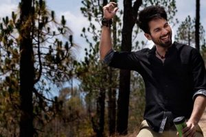 As an actor you are always lonely: Shahid Kapoor