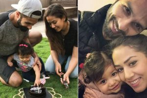 Shahid Kapoor and Mira Rajput's adorable daughter Misha turns two