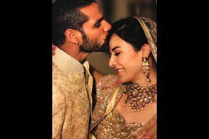Shikhar Dhawan posts emotional message on wife Aesha's birthday