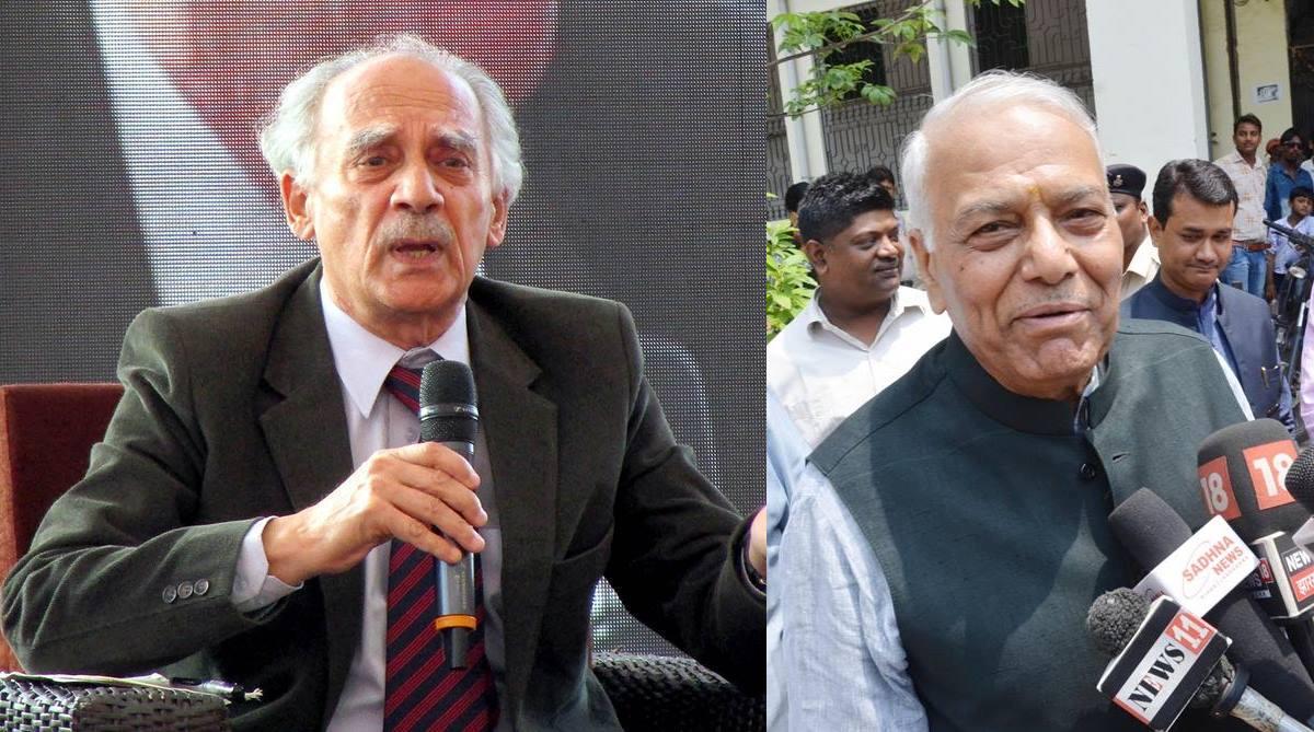 Rafale deal, Yashwant Sinha, Arun Shourie