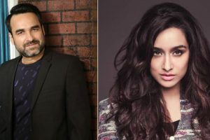 Shraddha Kapoor was spooked by Pankaj Tripathi on the sets of Stree