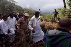 Siddaramaiah wants PM Modi to visit flood-hit Kodagu