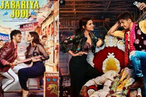 Jabariya Jodi | Sidharth Malhotra, Parineeti Chopra reveal first look