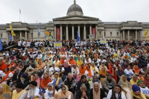 Congress questions Modi govt's silence over pro-Khalistan rally in London