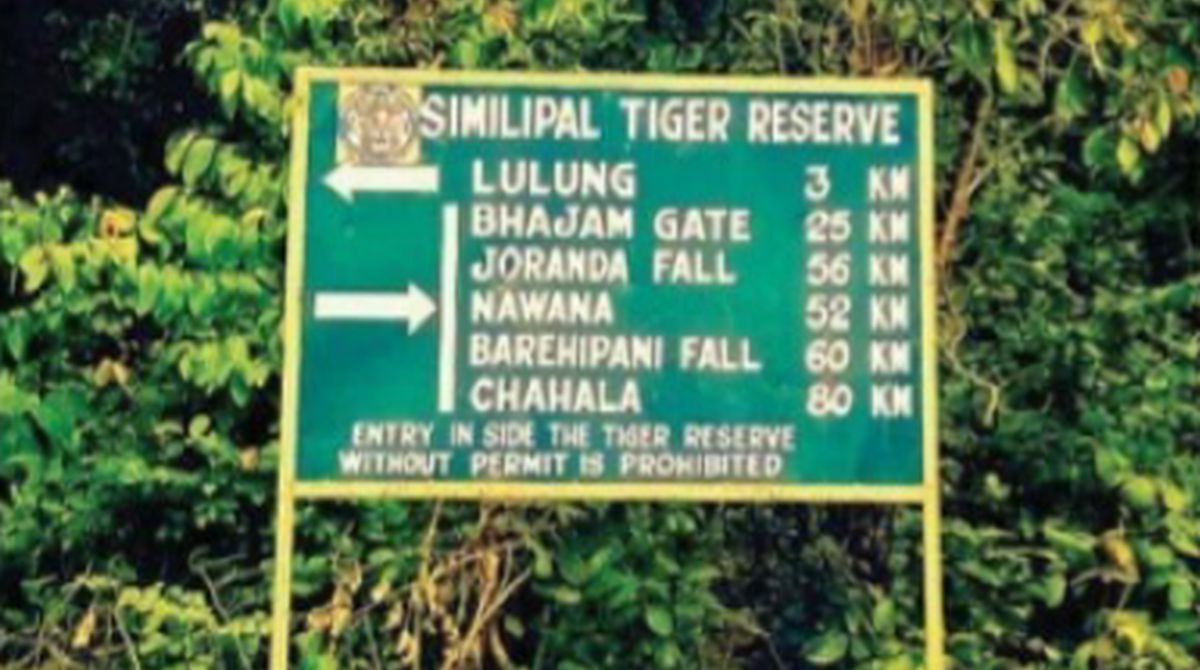 Similipal Tiger Reserve, indigenous communities, Jujher Bansingh,Gram Sabhas,Forest Department,Forest Right Act