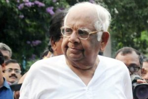 Former Lok Sabha Speaker Somnath Chatterjee, 89, passes away in Kolkata