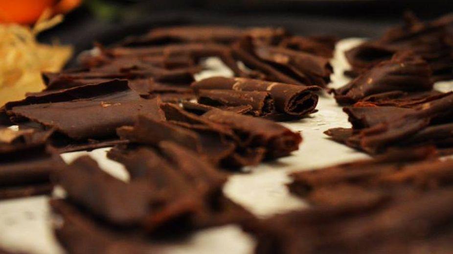 Smoked Dark Chocolate Wood