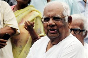 Tributes pour in for Somnath Chatterjee, the 10-time Parliamentarian