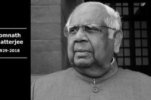 Somnath Chatterjee: 1929-2018 | The 'outstanding parliamentarian'