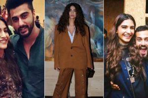 Sonam Kapoor debuts with new look, Anand Ahuja, Arjun Kapoor mock her outfit