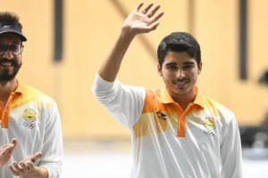 Saurabh Chaudhary shoots silver at 14th Asian Championship