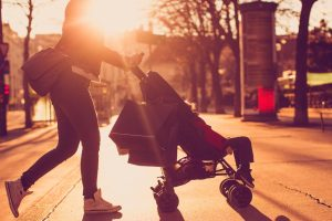Babies in prams 60% more exposed to pollution