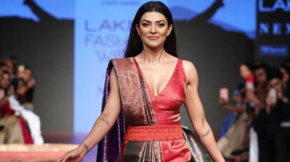 Sushmita Sen Nude Photos 15