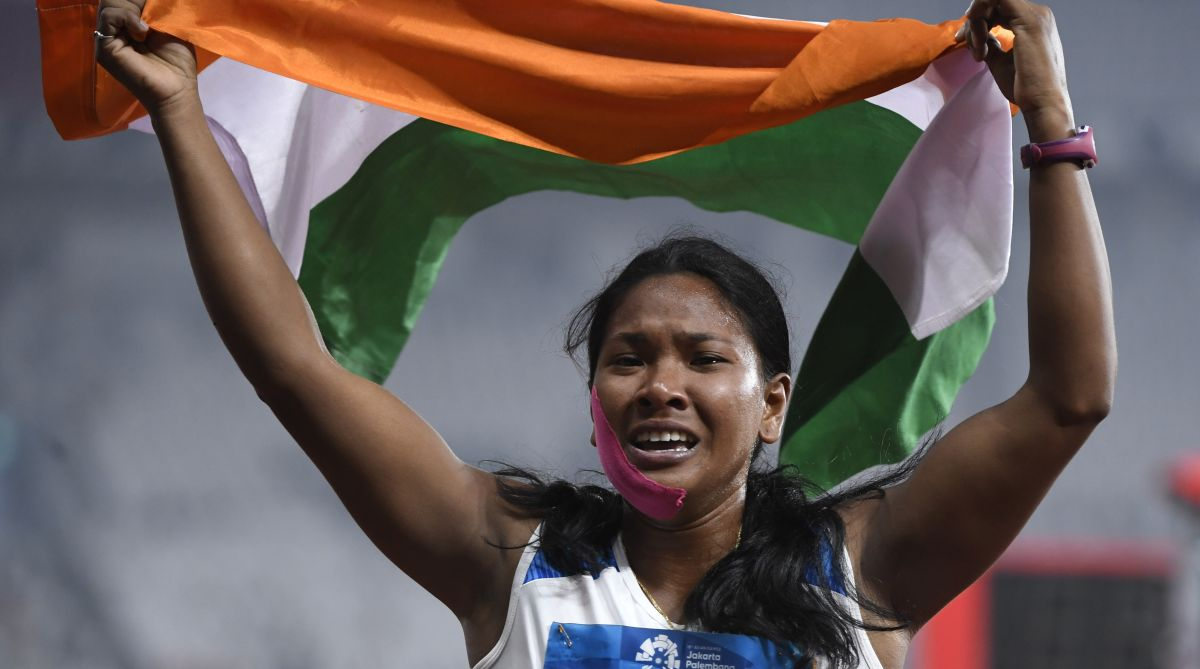 Swapna Barman, Mamata Banerjee, West Bengal govt, Asian Games, Swapna Barman cash prize