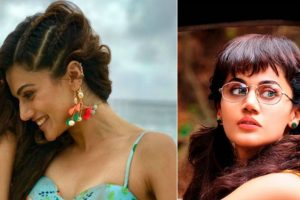 Taapsee Pannu's hairstyles in her films are major hair goals!