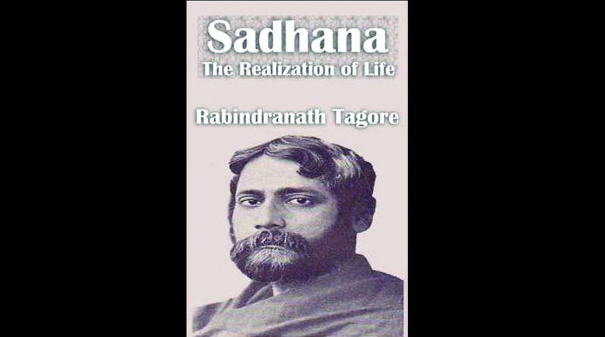 Religion, Rabindranath Tagore, The Religion of Man, Jivan Devata, Mahatma Gandhi, Tagorean philosophy