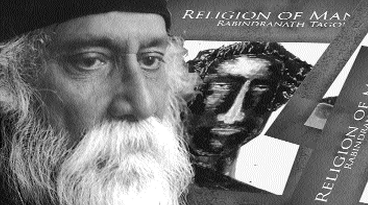 Religion, Rabindranath Tagore, William Wordsworth, University of Oxford, The Religion of Man