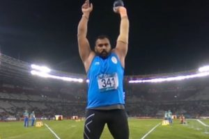 Asian Games 2018: Tajinder Singh Toor clinches maiden Asiad gold with record