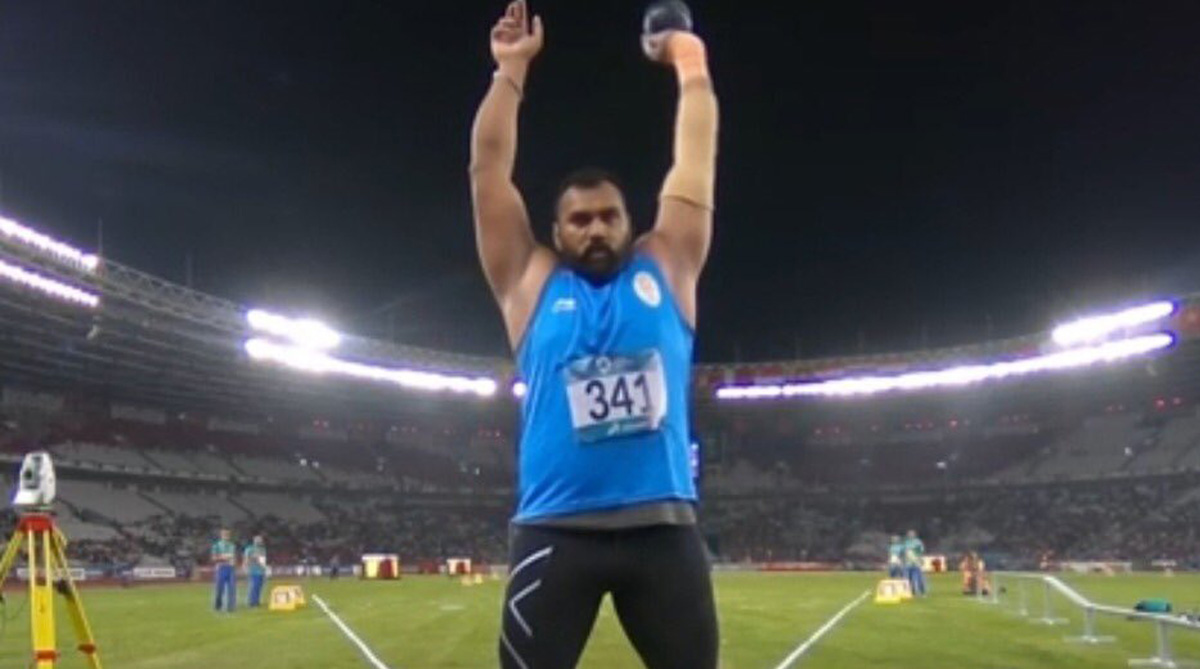 Tajinder Singh Toor, Asian Games 2018, Asian Games, Indian Athletics, Shot Put, World Athletics, Asian Athletics, Track and Field