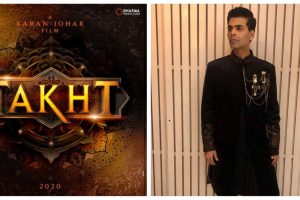 Karan Johar unveils the plot of Takht, compares it to K3G