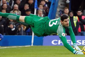 Watch: Thibaut Courtois bids adieu to Chelsea 'family'