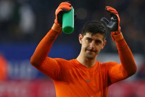 Thibaut Courtois gets his way, signs for Real Madrid