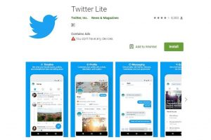 Data-friendly Twitter Lite in India now | Here is everything you want to know