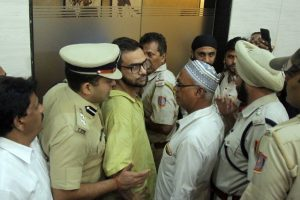 Attack on Umar Khalid: Delhi Police Special Cell recreate crime scene
