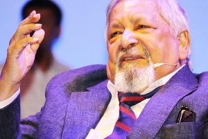 Nobel laureate author VS Naipaul dies at 85