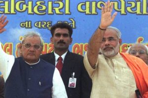'Modi a very different shade of leader from Vajpayee'