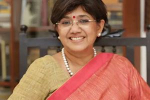 NCP's Vandana Chavan is Opposition's pick for Rajya Sabha Deputy Chairman post