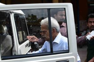 SC verdict on activists' arrest 'unfortunate and unexpected': Varavara Rao's family