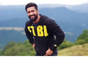 Going to enter scariest territory as an actor in 'Takht': Vicky Kaushal