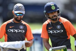 India vs England: Ajinkya Rahane reacts to Cheteshwar Pujara-Virat Kohli's mix-up
