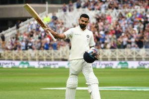 Virat Kohli on top in ICC ranking after England Test