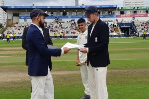 India vs England, 1st Test: Here is what Virat Kohli said after losing the toss
