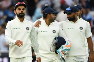 India vs England, 3rd Test: Virat Kohli's men win by 203 runs