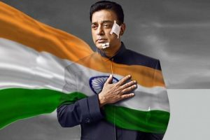 Kamal Haasan pounds a pulsating anti-terror film