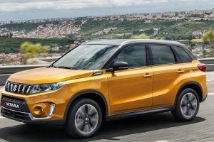 2019 Suzuki Vitara Facelift revealed